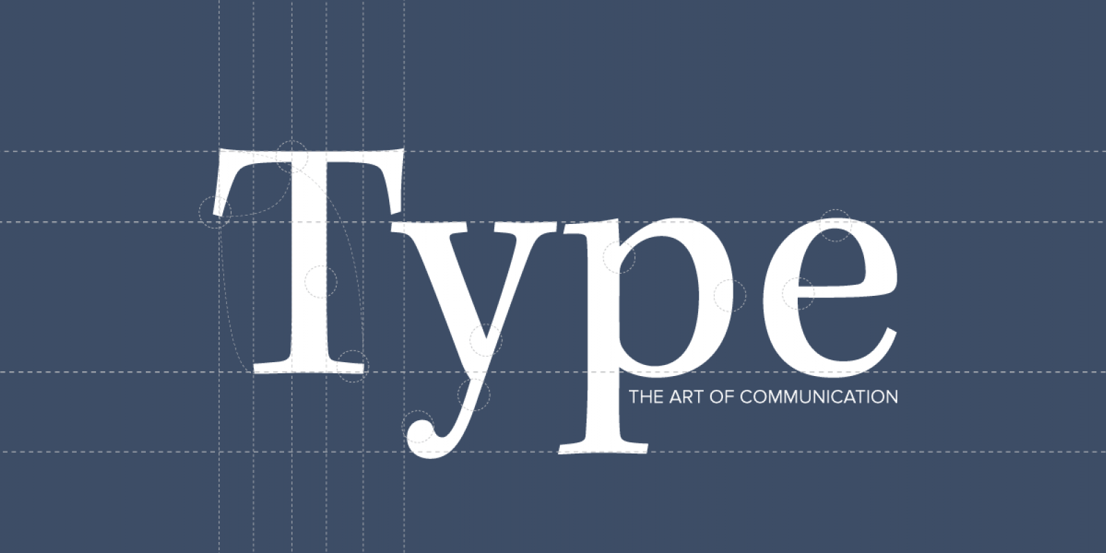 Feature Image for EvenVision's Blog post on Type
